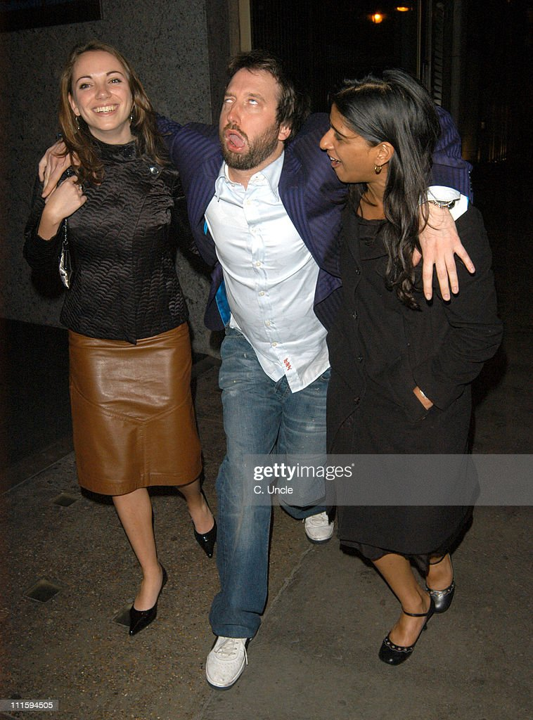 Tom Green Sighting at Nobu in London - March 20, 2005