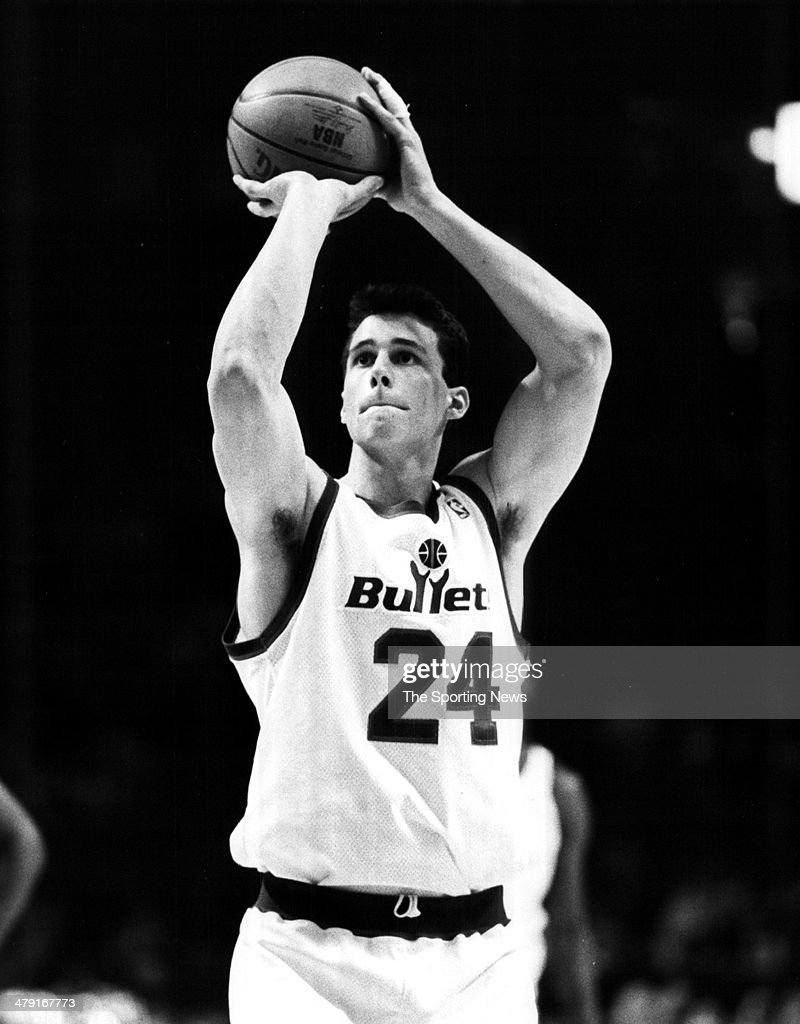 Tom Gugliotta of the Washington Bullets
