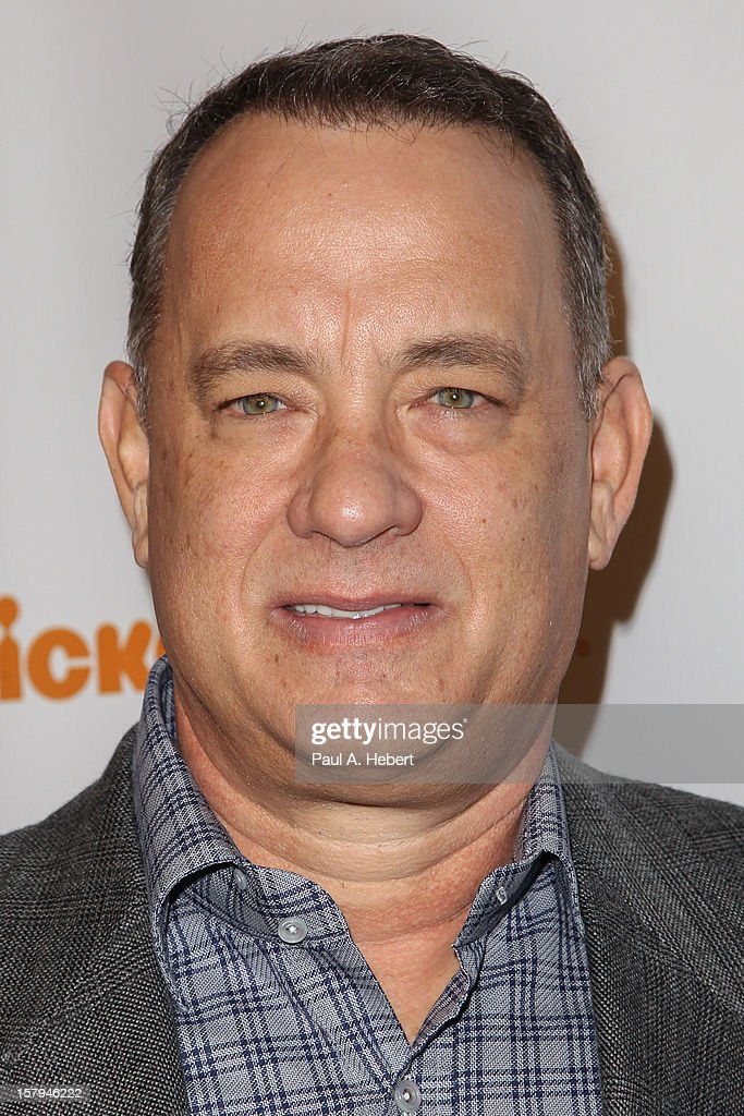 Tom Hanks arrives at the March Of Dimes' Celebration Of Babies held at the Beverly Hills Hotel on December 7, 2012 in Beverly Hills, California.