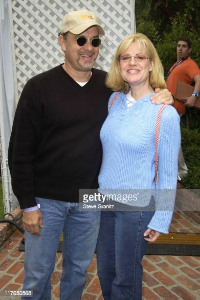 Tom Hanks Bonnie Hunt at the Target A Time for Heroes Celebrity Carnival Benefitting the Elizabeth Glaser Pediatric AIDS Foundation