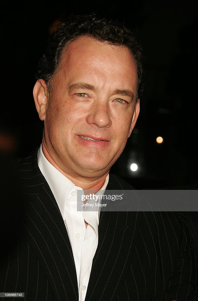 Tom Hanks during Jerry Lewis Hosts Special Screening of 'The Nutty Professor' at Paramount Theater in Hollywood, California, United States.