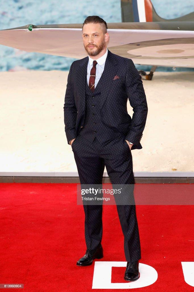 'Dunkirk'  World Premiere - Red Carpet Arrivals