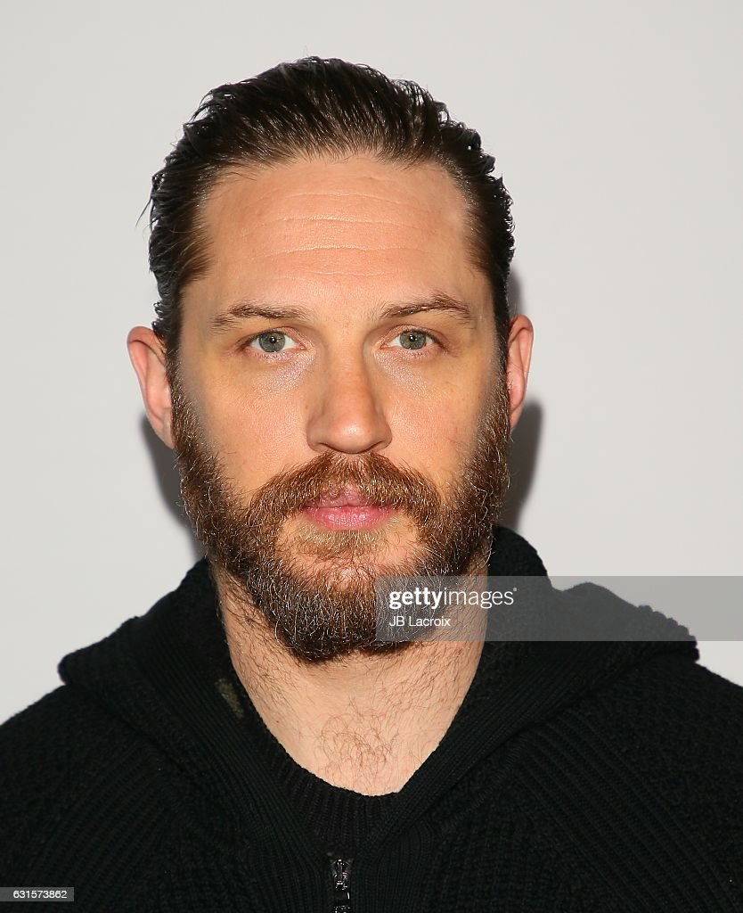 Tom Hardy attends the 2017 Winter TCA Tour - FX Starwalk on January 12, 2017 in Pasadena, California.