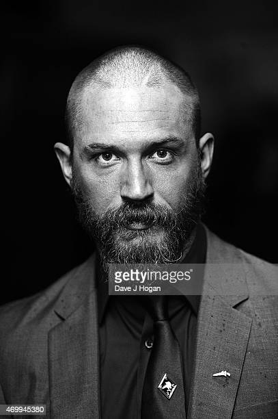 SUN NEWSPAPER OUT MANDATORY CREDIT PHOTO BY DAVE J HOGAN GETTY IMAGES REQUIRED Tom Hardy attends the UK Premiere of 'Child 44' at Vue West End on...