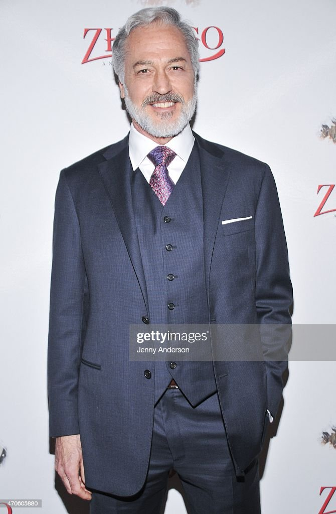 """Doctor Zhviago"" Broadway Opening Night - After Party"