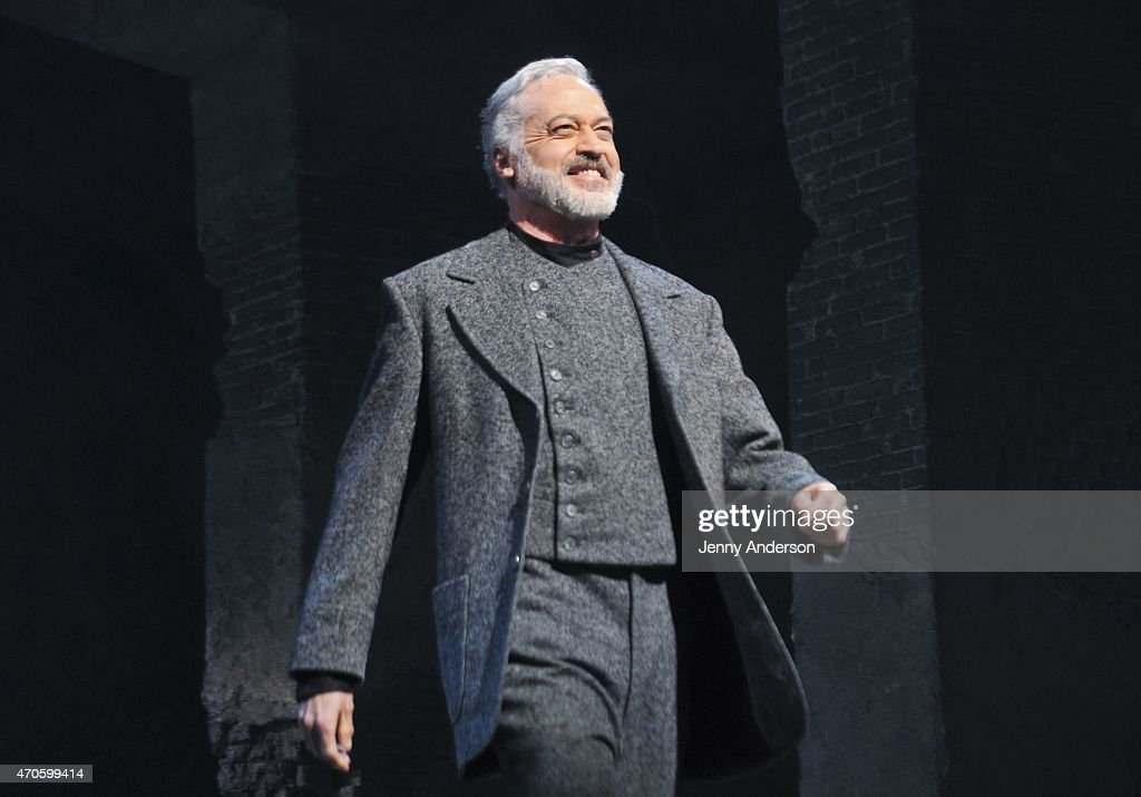 """Doctor Zhviago"" Broadway Opening Night - Arrivals & Curtain Call"