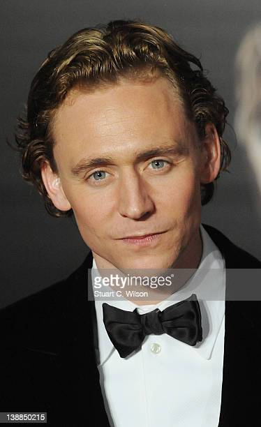 Tom Hiddleston arrives at the after party of Orange British Academy Film Awards 2012 at Grosvenor House on February 12 2012 in London England