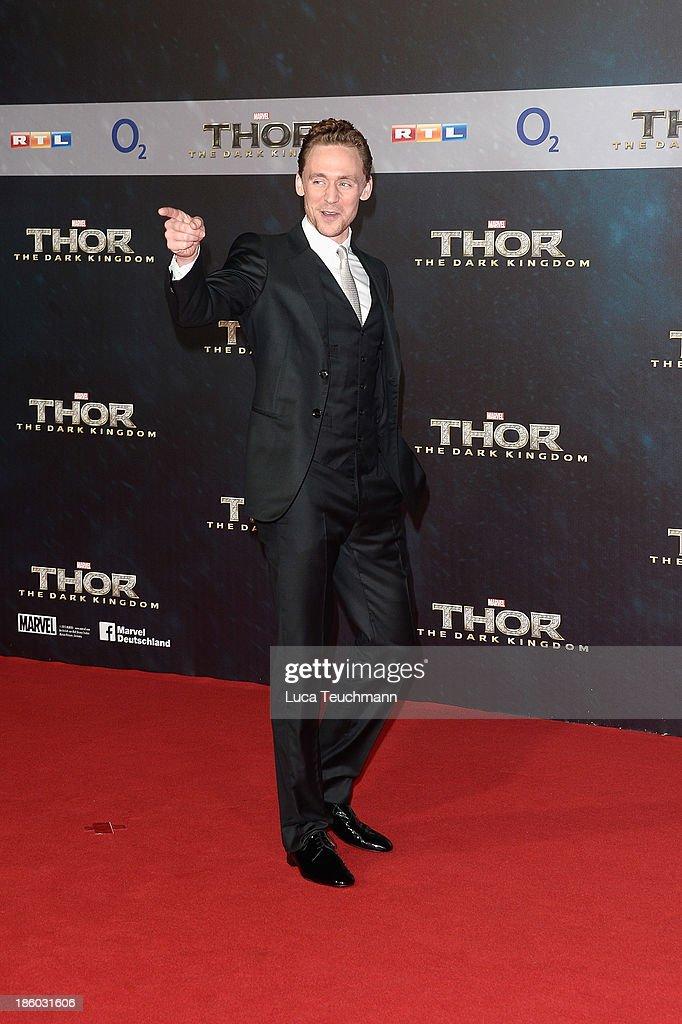 The Dark Kingdom Germany premiere at CineStar on October 27, 2013 in Berlin, Germany.