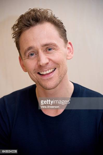 Tom Hiddleston at the 'Kong Skull Island' Press Conference at the JW Marriott at LA Live on February 19 2017 in Los Angeles California