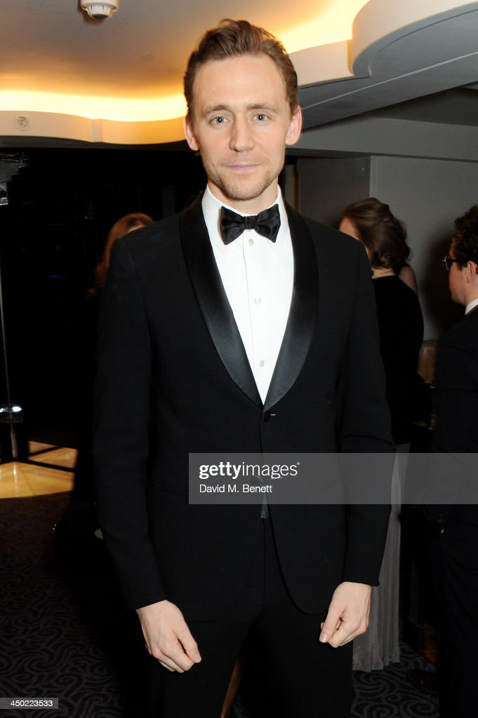 <a gi-track='captionPersonalityLinkClicked' href=/galleries/search?phrase=Tom+Hiddleston&family=editorial&specificpeople=4686407 ng-click='$event.stopPropagation()'>Tom Hiddleston</a> attends a drinks reception at the 59th London Evening Standard Theatre Awards at The Savoy Hotel on November 17, 2013 in London, England.