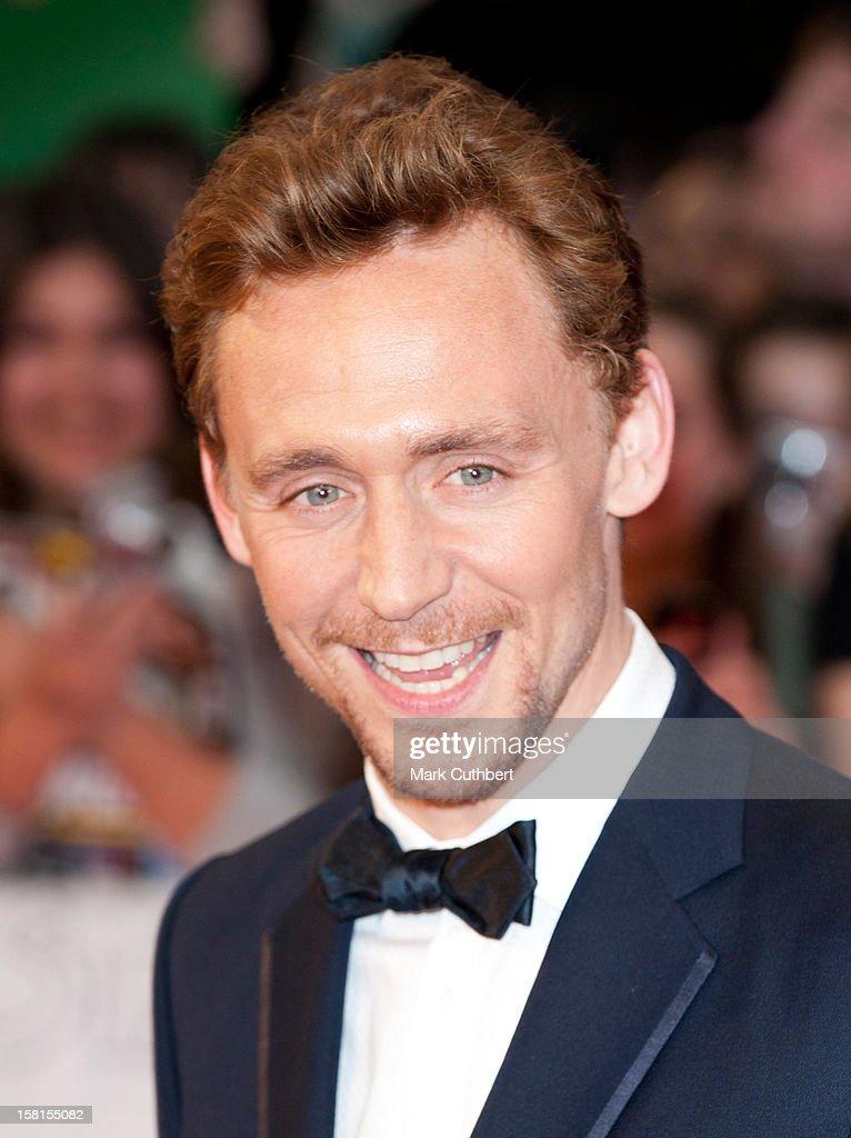 Tom Hiddleston Attends Marvel Avengers Assemble European Premiere At Vue Westfield On April 19, 2012 In London.
