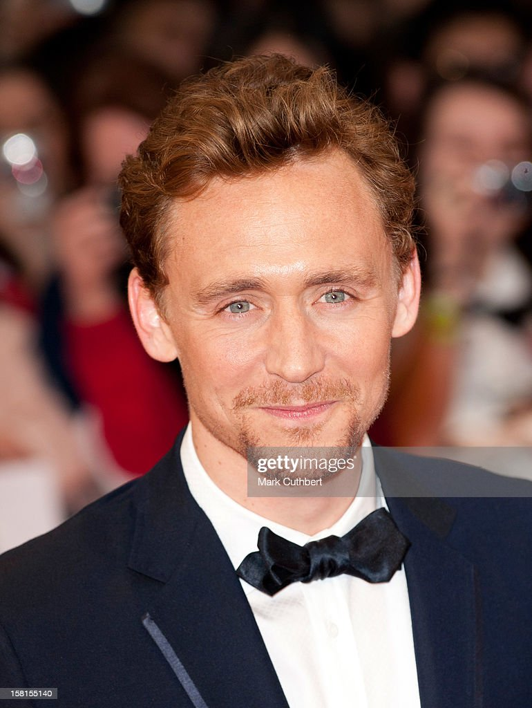 Tom Hiddleston Attends Marvel Avengers Assemble European Premiere At Vue Westfield On April 19, 2012 In London.