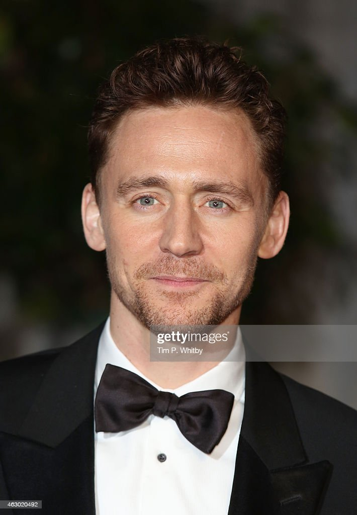 Tom Hiddleston attends the after party for the EE British Academy Film Awards at The Grosvenor House Hotel on February 8, 2015 in London, England.