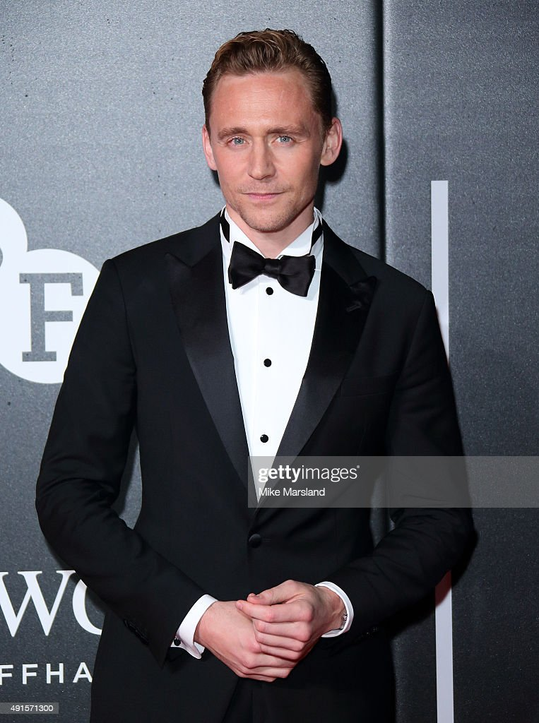 <a gi-track='captionPersonalityLinkClicked' href=/galleries/search?phrase=Tom+Hiddleston&family=editorial&specificpeople=4686407 ng-click='$event.stopPropagation()'>Tom Hiddleston</a> attends the BFI Luminous Funraising Gala at The Guildhall on October 6, 2015 in London, England.