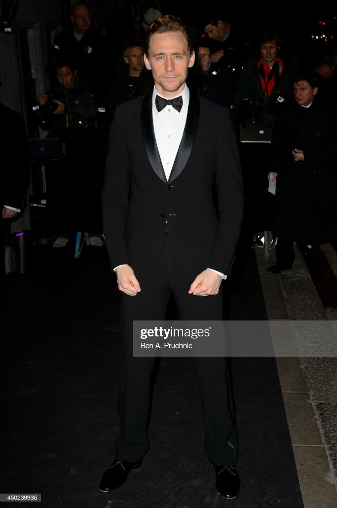 <a gi-track='captionPersonalityLinkClicked' href=/galleries/search?phrase=Tom+Hiddleston&family=editorial&specificpeople=4686407 ng-click='$event.stopPropagation()'>Tom Hiddleston</a> attends the Evening Standard Theatre Awards at The Savoy Hotel on November 17, 2013 in London, England.