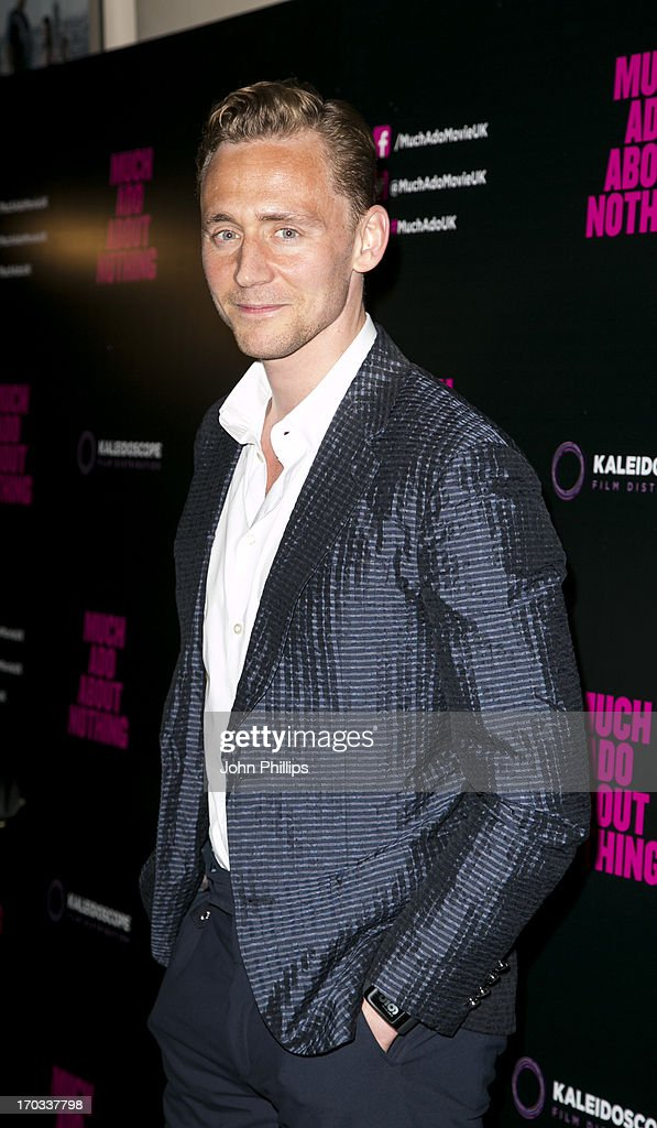 <a gi-track='captionPersonalityLinkClicked' href=/galleries/search?phrase=Tom+Hiddleston&family=editorial&specificpeople=4686407 ng-click='$event.stopPropagation()'>Tom Hiddleston</a> attends the gala screening of 'Much Ado About Nothing' at Apollo Piccadilly Circus on June 11, 2013 in London, England.