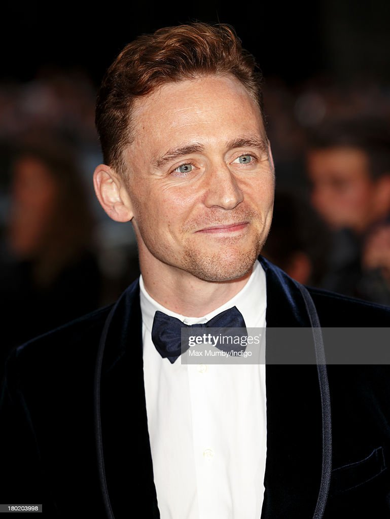 Tom Hiddleston attends the GQ Men of the Year awards at The Royal Opera House on September 3, 2013 in London, England.