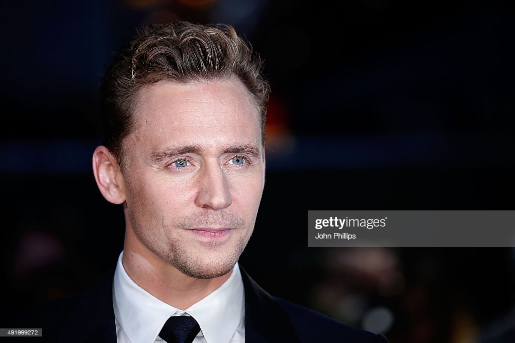 <a gi-track='captionPersonalityLinkClicked' href=/galleries/search?phrase=Tom+Hiddleston&family=editorial&specificpeople=4686407 ng-click='$event.stopPropagation()'>Tom Hiddleston</a> attends the High-Rise Screening, during the BFI London Film Festival, at Odeon Leicester Square on October 9, 2015 in London, England.