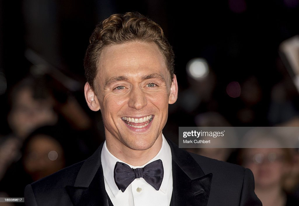 <a gi-track='captionPersonalityLinkClicked' href=/galleries/search?phrase=Tom+Hiddleston&family=editorial&specificpeople=4686407 ng-click='$event.stopPropagation()'>Tom Hiddleston</a> attends the World Premiere of 'Thor: The Dark World' at Odeon Leicester Square on October 22, 2013 in London, England.