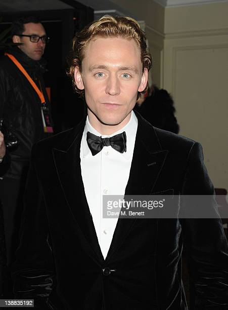 Tom Hiddlestone attends the Orange British Academy Film Awards 2012 After Party on February 12 2012 in London England