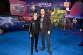 World Premiere of Disney and Pixar's ONWARD