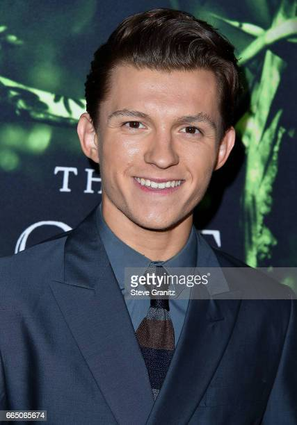 Tom Holland arrives at the Premiere Of Amazon Studios' 'The Lost City Of Z' at ArcLight Hollywood on April 5 2017 in Hollywood California