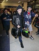 Celebrity Sightings In Los Angeles - January 14, 2018