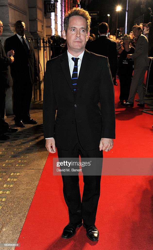 Tom Hollander attends a BFI Luminous Gala ahead of the London Film Festival at 8 Northumberland Avenue on October 8, 2013 in London, England.