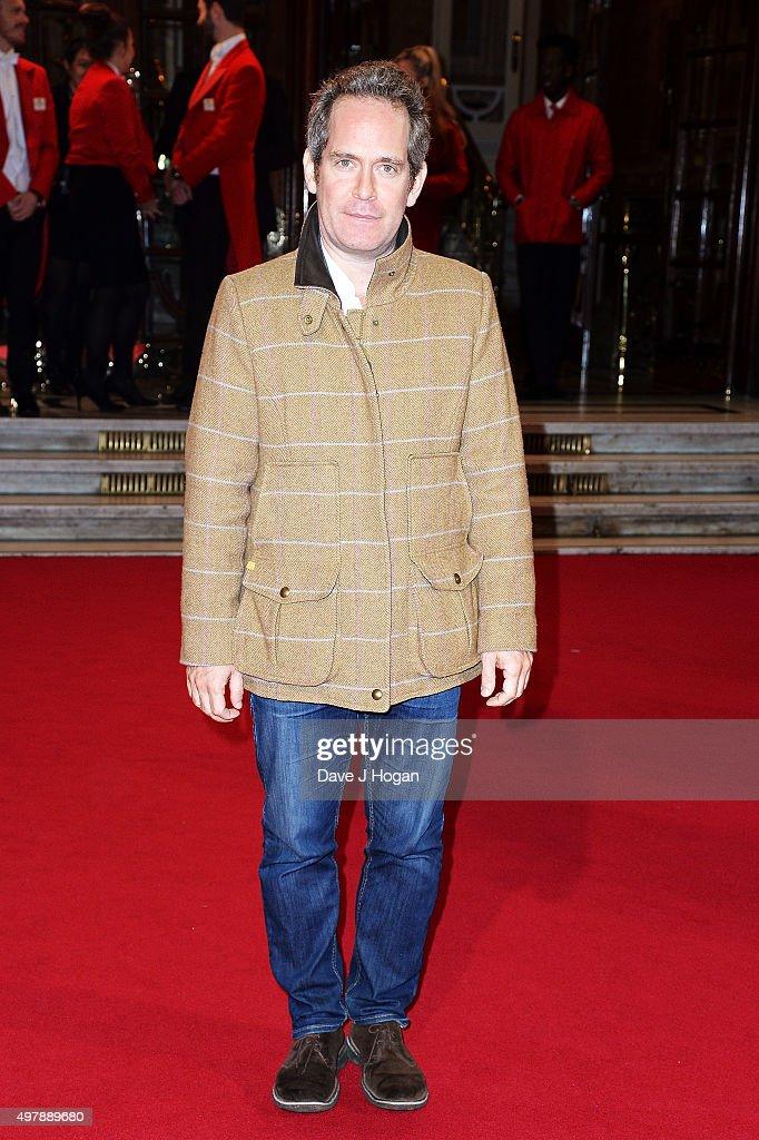 Tom Hollander attends the ITV Gala at London Palladium on November 19, 2015 in London, England.