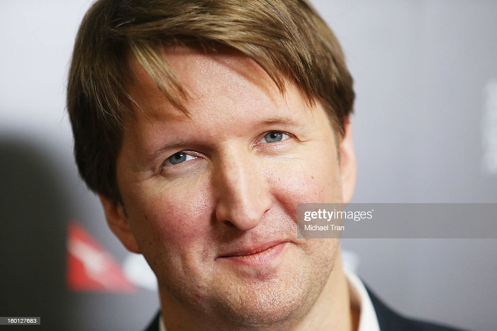 Tom Hooper arrives at the 2nd AACTA International Awards held at Soho House on January 26, 2013 in West Hollywood, California.