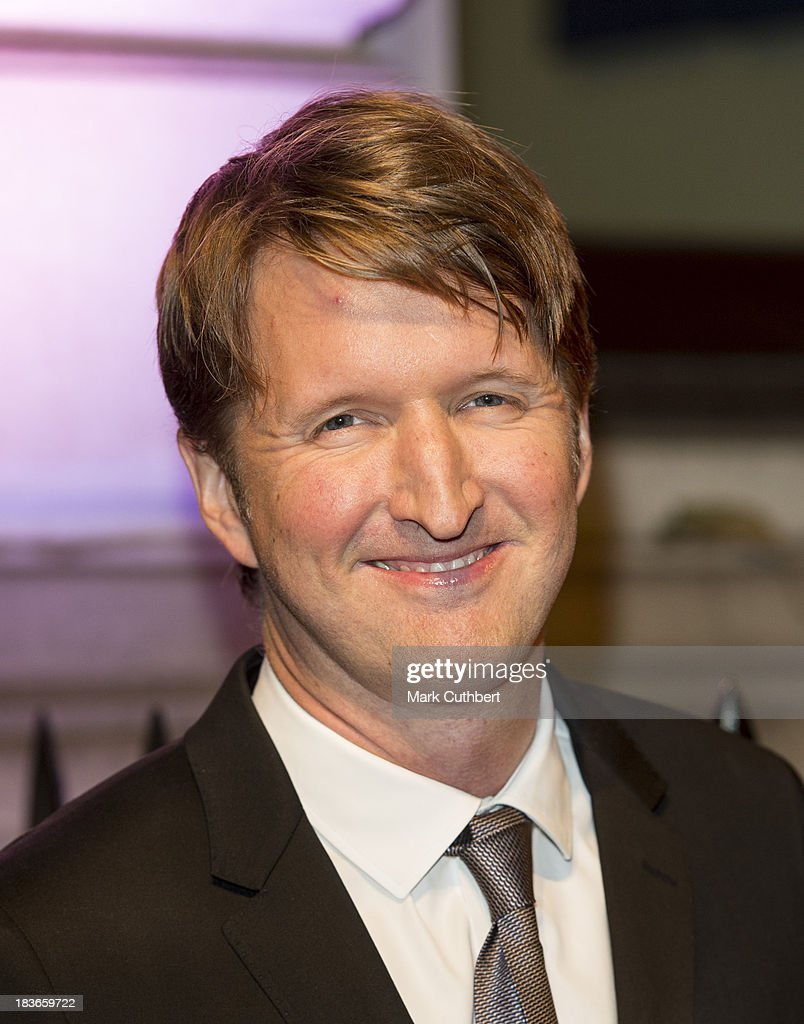 <a gi-track='captionPersonalityLinkClicked' href=/galleries/search?phrase=Tom+Hooper&family=editorial&specificpeople=681836 ng-click='$event.stopPropagation()'>Tom Hooper</a> attends a gala dinner hosted by the BFI ahead of the London Film Festival at 8 Northumberland Avenue on October 8, 2013 in London, England.
