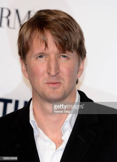 Tom Hooper attends a special screening of 'The Counselor' at the Odeon West End on October 3 2013 in London England