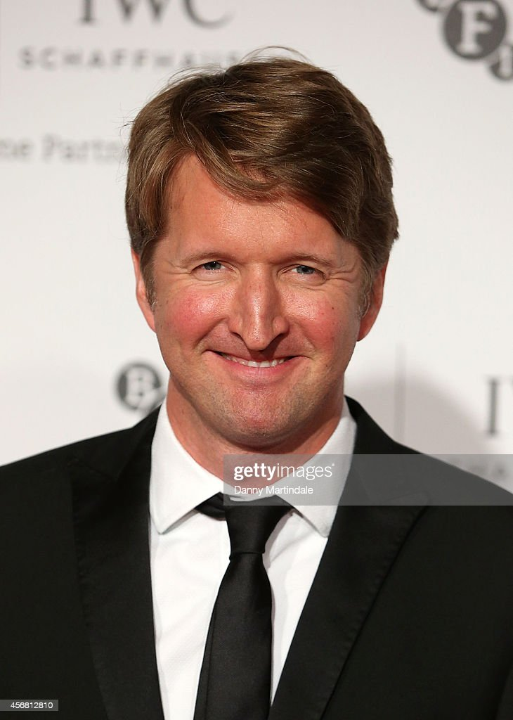 <a gi-track='captionPersonalityLinkClicked' href=/galleries/search?phrase=Tom+Hooper&family=editorial&specificpeople=681836 ng-click='$event.stopPropagation()'>Tom Hooper</a> attends the IWC Gala dinner in honour of the BFI at Battersea Evolution on October 7, 2014 in London, England.