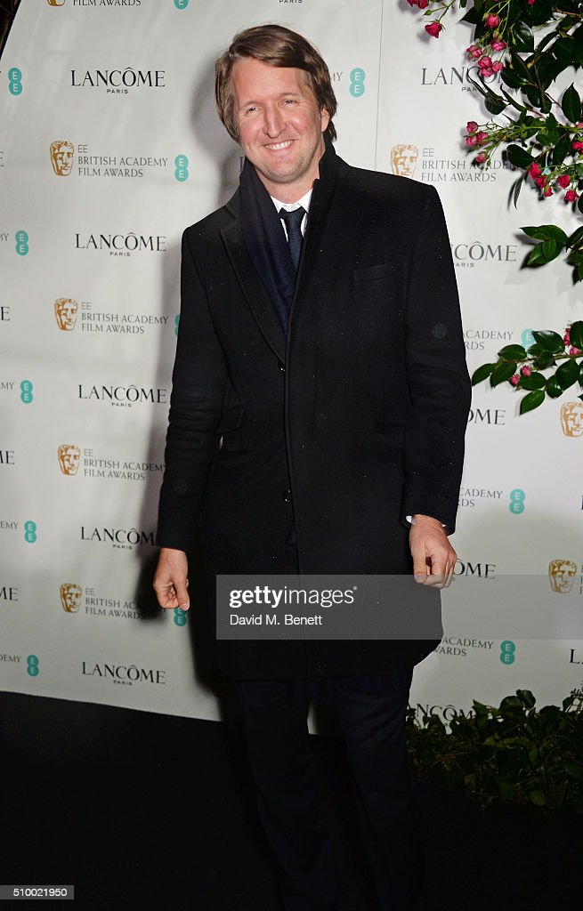 <a gi-track='captionPersonalityLinkClicked' href=/galleries/search?phrase=Tom+Hooper&family=editorial&specificpeople=681836 ng-click='$event.stopPropagation()'>Tom Hooper</a> attends the Lancome BAFTA nominees party at Kensington Palace on February 13, 2016 in London, England.