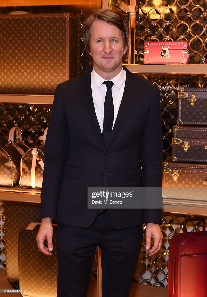 Tom Hooper attends the Louis Vuitton pre-BAFTA party at the New Bond Street store on February 13, 2016 in London, England.