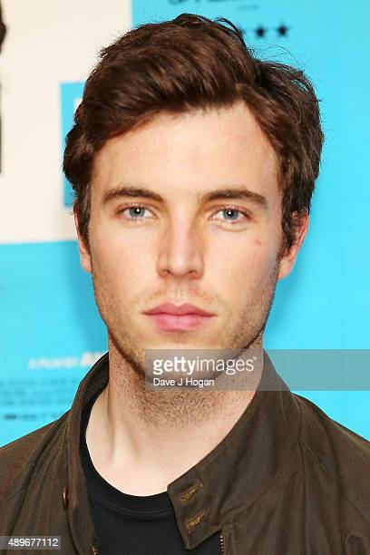 Tom Hughes attends the 'Life' UK Gala Screening at Soho Hotel on September 23 2015 in London England