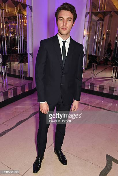 Tom Hughes attends The London Evening Standard British Film Awards at Claridge's Hotel on December 8 2016 in London England