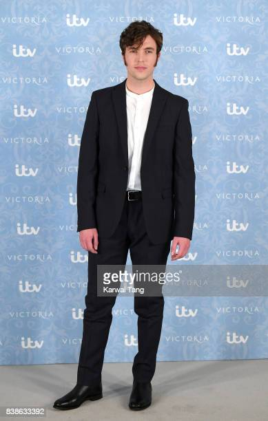 Tom Hughes attends the 'Victoria' Season 2 press screening at the Ham Yard Hotel on August 24 2017 in London England