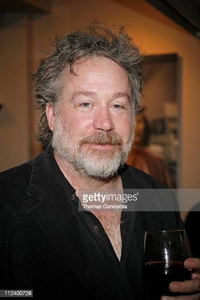 Tom Hulce during Drama Desk Cocktail Reception for Nominees May 1 2007 at Arte' Cafe in New York City New York United States