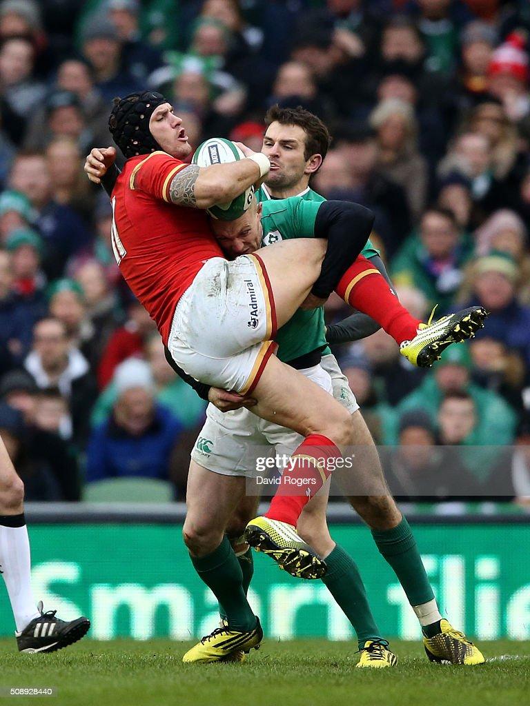 Ireland v Wales - RBS Six Nations