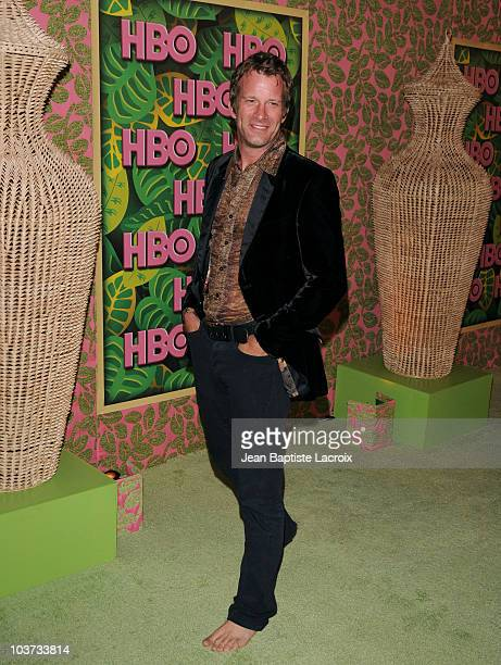 Tom Jane arrives at HBO's Annual Emmy Awards Post Award Reception at The Plaza at Pacific Design Center on August 29 2010 in West Hollywood California