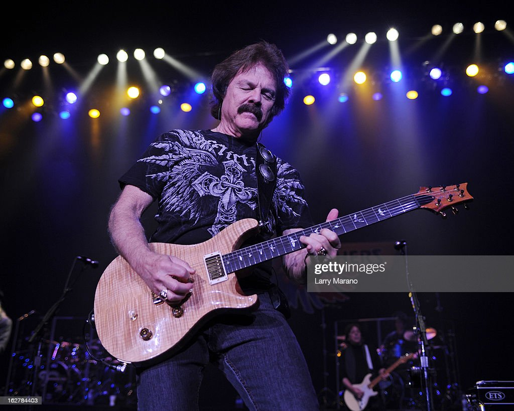 <a gi-track='captionPersonalityLinkClicked' href=/galleries/search?phrase=Tom+Johnston&family=editorial&specificpeople=6487183 ng-click='$event.stopPropagation()'>Tom Johnston</a> of The Doobie Brothers performs at Hard Rock Live! in the Seminole Hard Rock Hotel & Casino on February 26, 2013 in Hollywood, Florida.