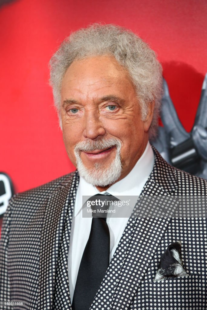 <a gi-track='captionPersonalityLinkClicked' href=/galleries/search?phrase=Tom+Jones&family=editorial&specificpeople=204242 ng-click='$event.stopPropagation()'>Tom Jones</a> attends a photocall to launch the second series of The Voice at Soho Hotel on March 11, 2013 in London, England.