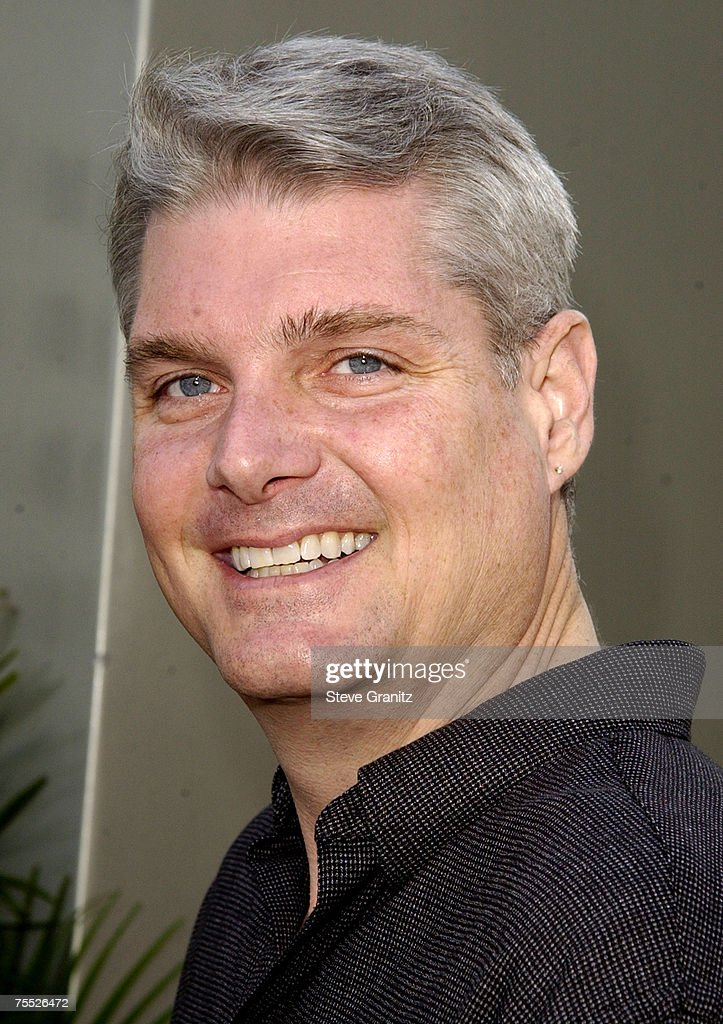 Tom Kane at the Cinerama Dome in Hollywood, California