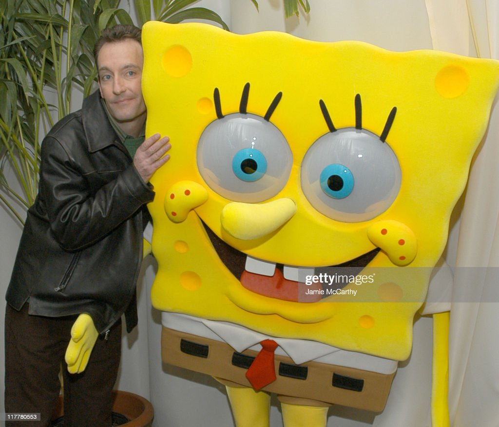 tom kenny the voice of spongebob squarepants during the spongebob picture id117780553