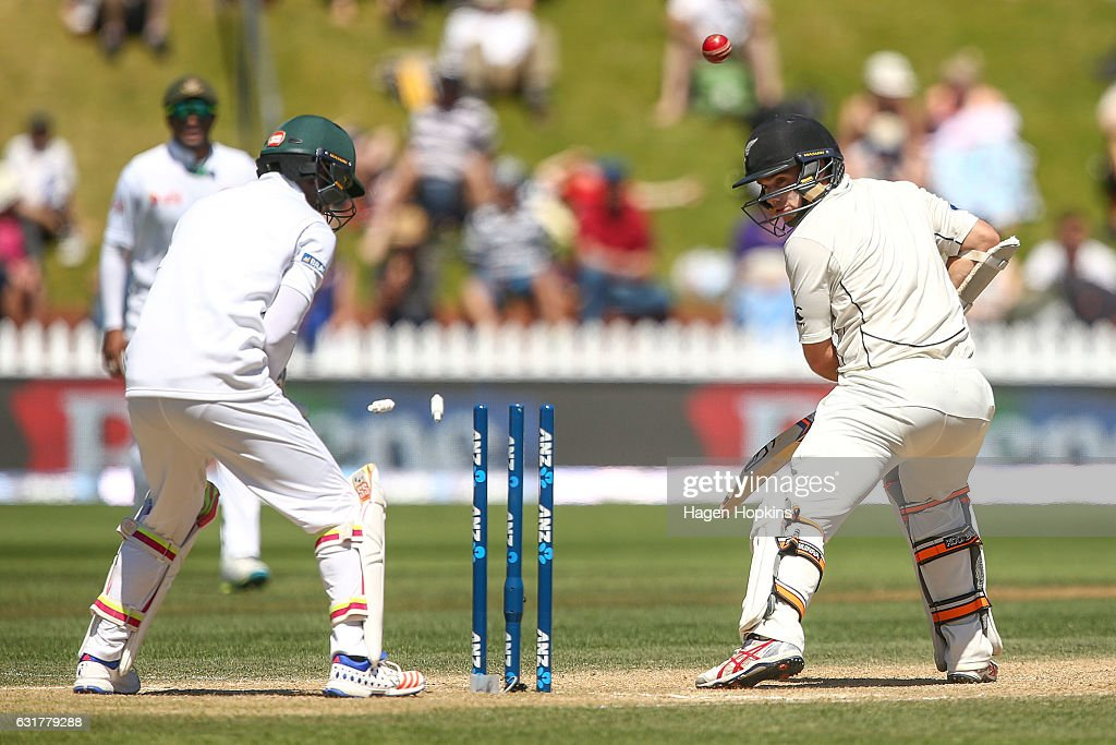 New Zealand v Bangladesh - 1st Test: Day 5