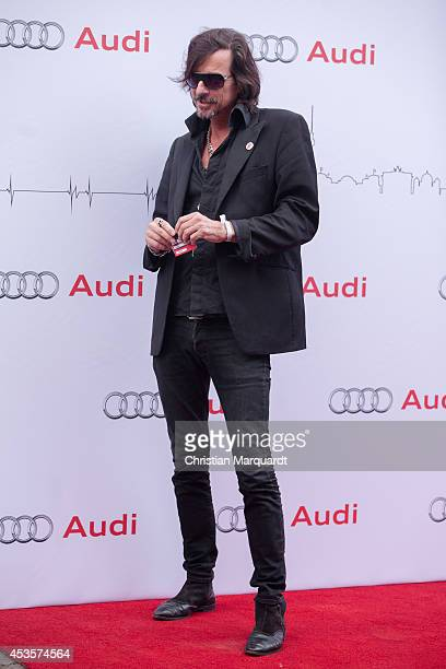 Tom Lemke attends Audi Classic Open Air at Kulturbrauerei on August 13 2014 in Berlin Germany