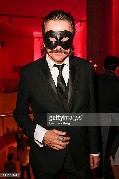 Tom Lemke attends the Bal Masque 2016 on February 20 2016 in Hamburg Germany