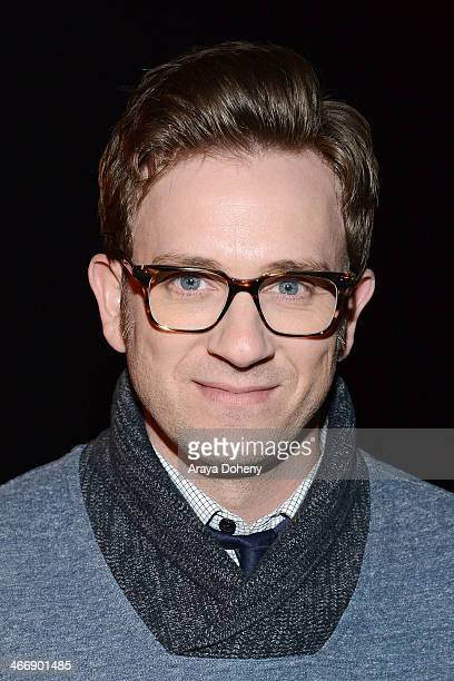 Tom Lenk attends the Camerich LA's Chinese New Year benefit for Project Angel Food on February 4 2014 in Beverly Hills California
