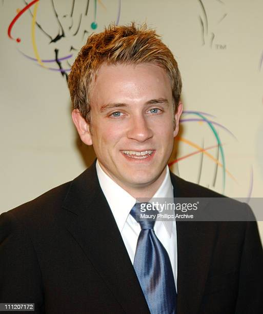 Tom Lenk during 24th Annual College Television Awards Ceremony at St Regis Hotel in Century City California United States